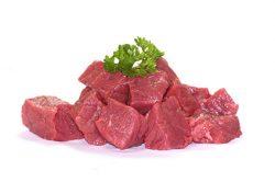 Zartes Rindfleisch für Fondue vom Bioland-Rind