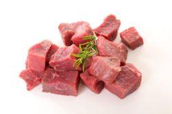 Zartes Rindfleisch für Fondue vom Bio-Rind