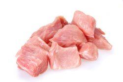 Bio Schweinegulasch vom Bioland-Schwein