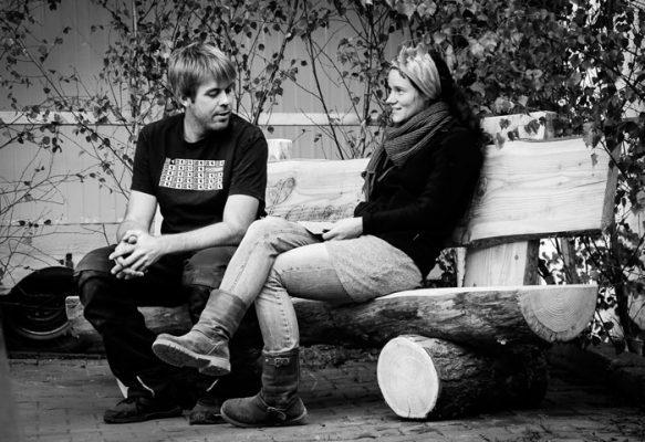 Hasenberg Bauern Anna und Jörg
