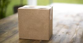 Verpackung Paket